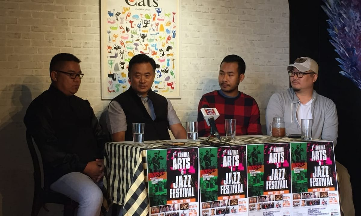 Nagaland: 1st Kohima Arts and Jazz Festival to be held on April 30