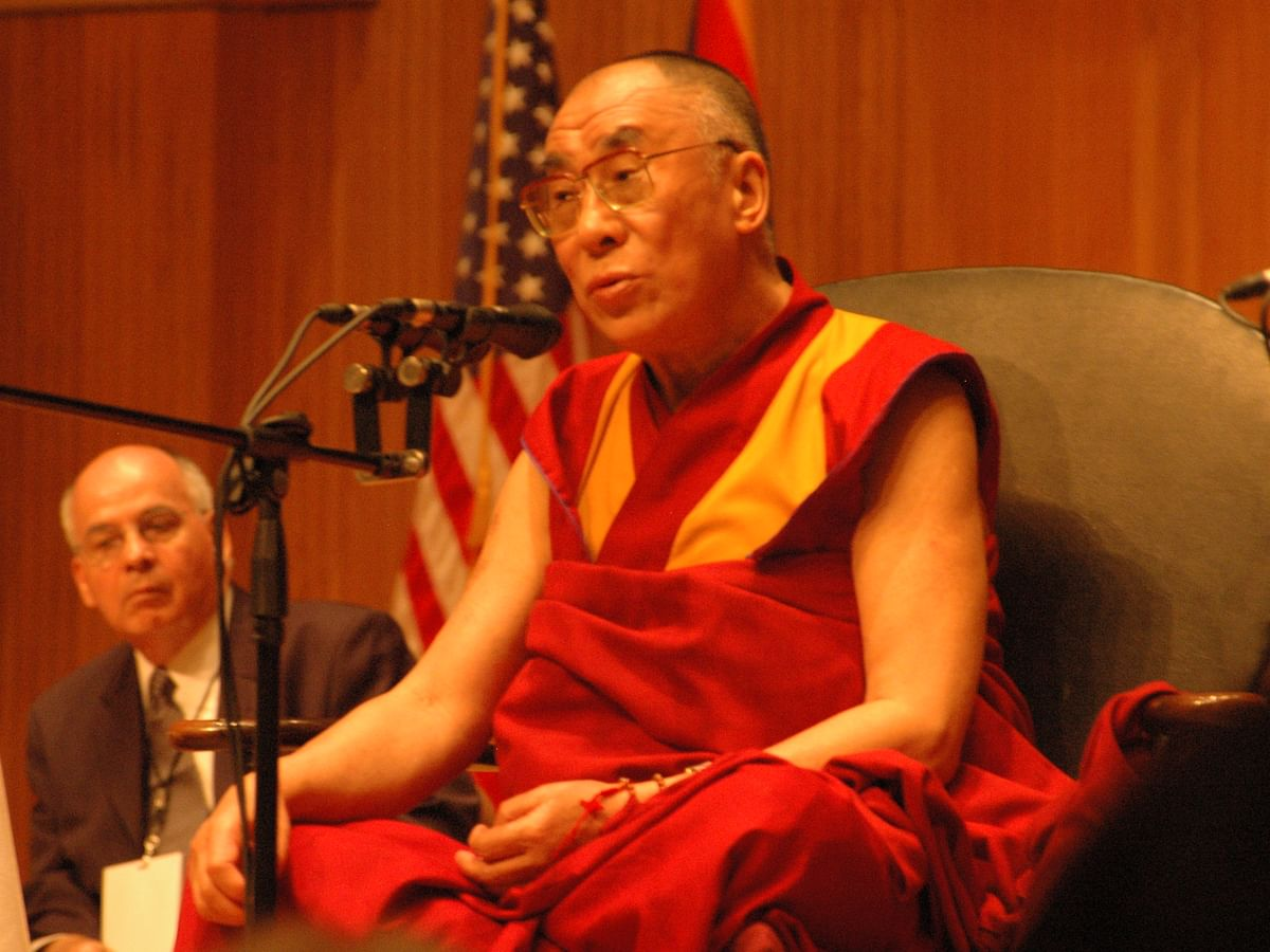 Dalai Lama admitted to Delhi hospital with chest infection