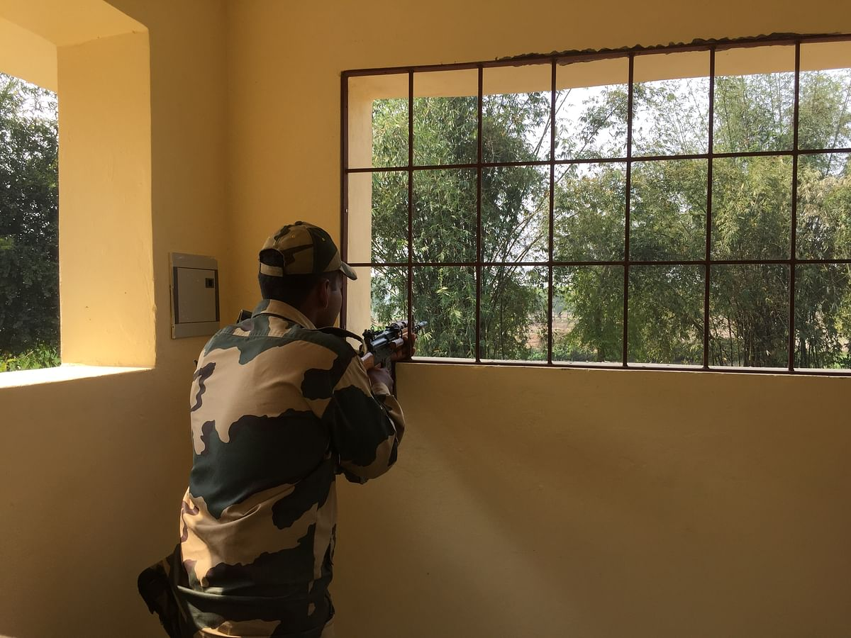 Tripura: BSF soldier shoots self after firing at 2 colleagues
