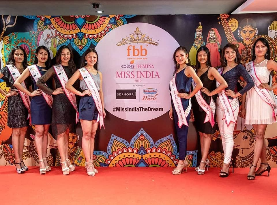 Sang Doma Tamang, Miss India Sikkim 2019 will represent the state at the grand finale of Miss India in Mumbai