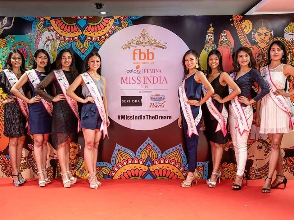 Know your beauty queen: Here are the Miss India finalists from NE