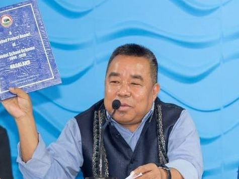 Mizoram has special provision under Constitution: Sports minister