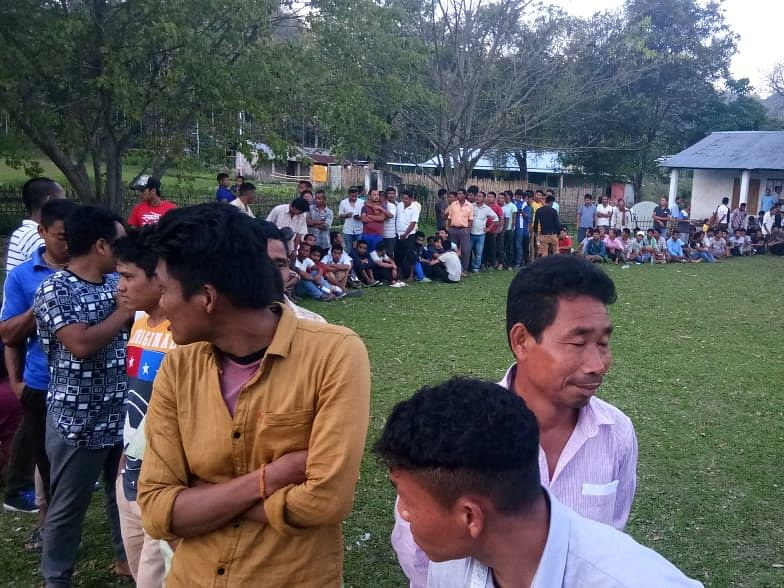 Arunachal Cong demands re-polling in Raibalo polling station