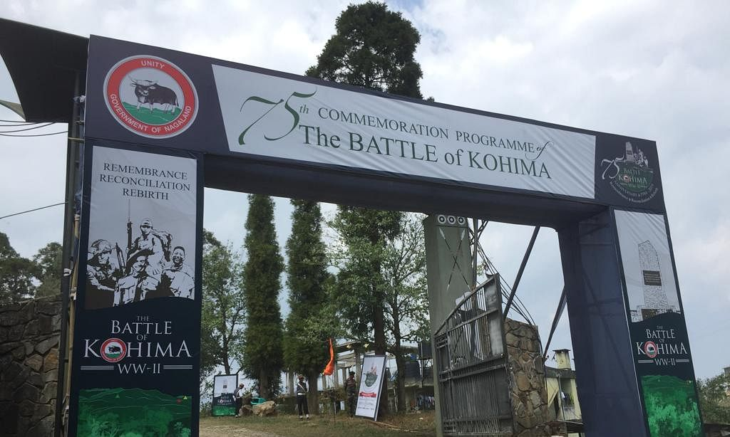 Battle of Kohima anniversary: Nagaland renews bond with UK, Japan