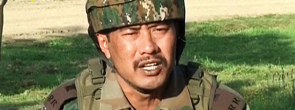 Major Leetul Gogoi in trouble