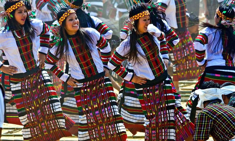 Why Mizos are proud of their beautiful Cheraw dance