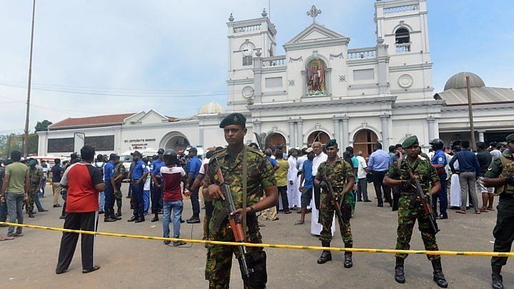 A high alert has been sounded across Sri Lanka after rumours of more such attacks began circulating