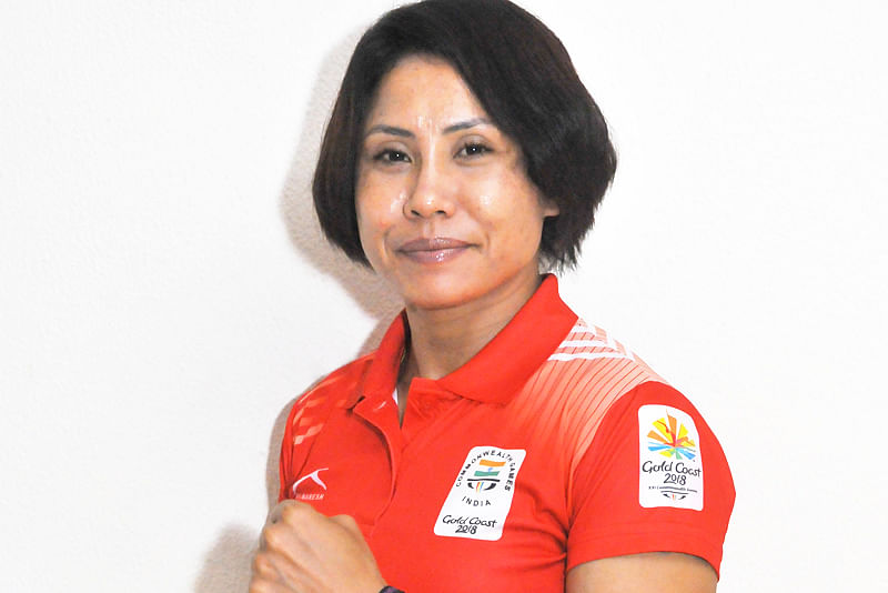 Manipur veteran Sarita Devi also entered the semifinals of the Asian Championships