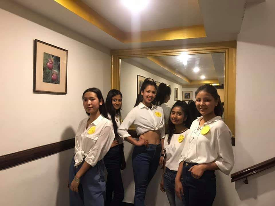 Gangtok holds auditions for Miss and Mr Teen Sikkim 2019