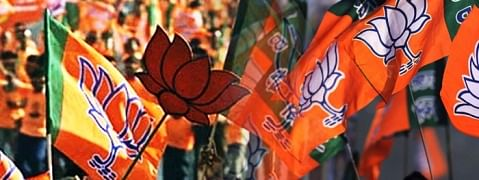 BJP has questioned the credibility of the State Election Commission