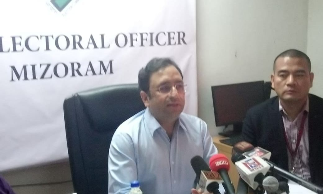 Mizoram CEO serves show-cause notice to editors over media report