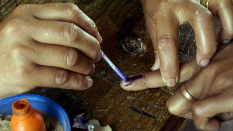 Ruling MNF sweeps Mizoram village council polls, bypoll