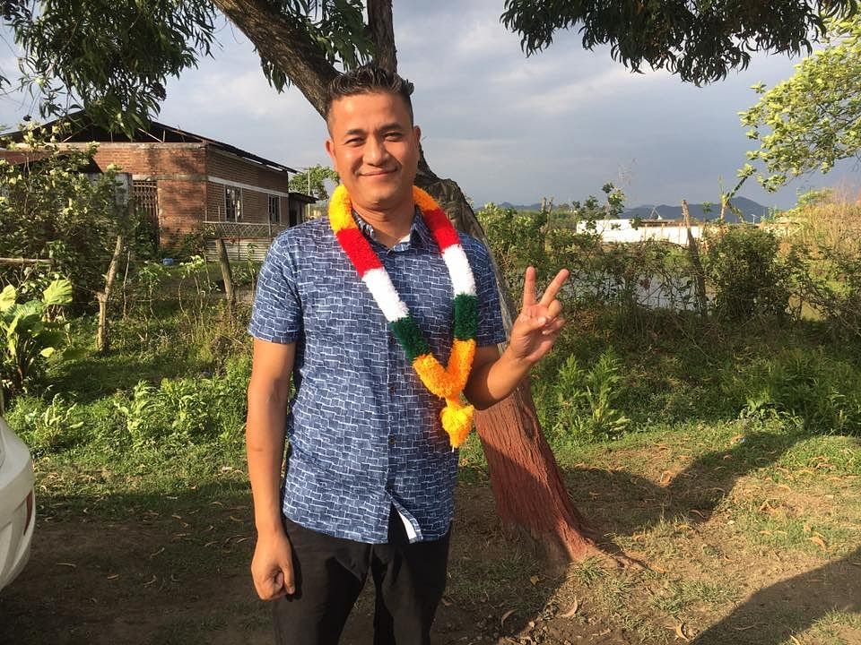 The release came after the Manipur High Court ordered to revoke the journalist's detention under the National Security Act (NSA) earlier this month