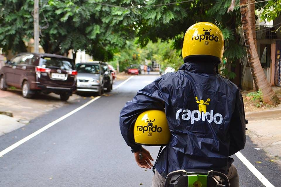 Rapido users will have to book a bike through the app using the coupon code 'IVOTE' to avail themselves of the offer