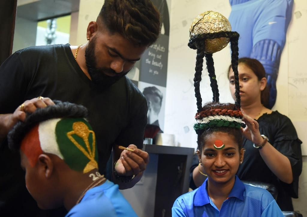Team India is all set to start their campaign in the ICC Cricket World Cup 2019 on June 5