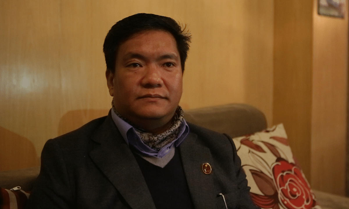 'Pvt sector investment will solve unemployment issue in Arunachal'
