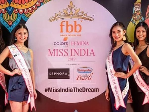Miss India contestants from NE show how beauty can go places