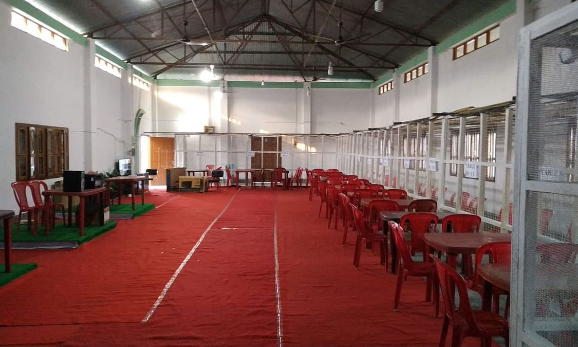 Lok Sabha poll results 2019: 34 counting halls ready in Manipur