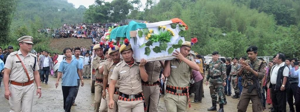 The state government observed a day-long state mourning on Friday as a mark of respect to the departed souls