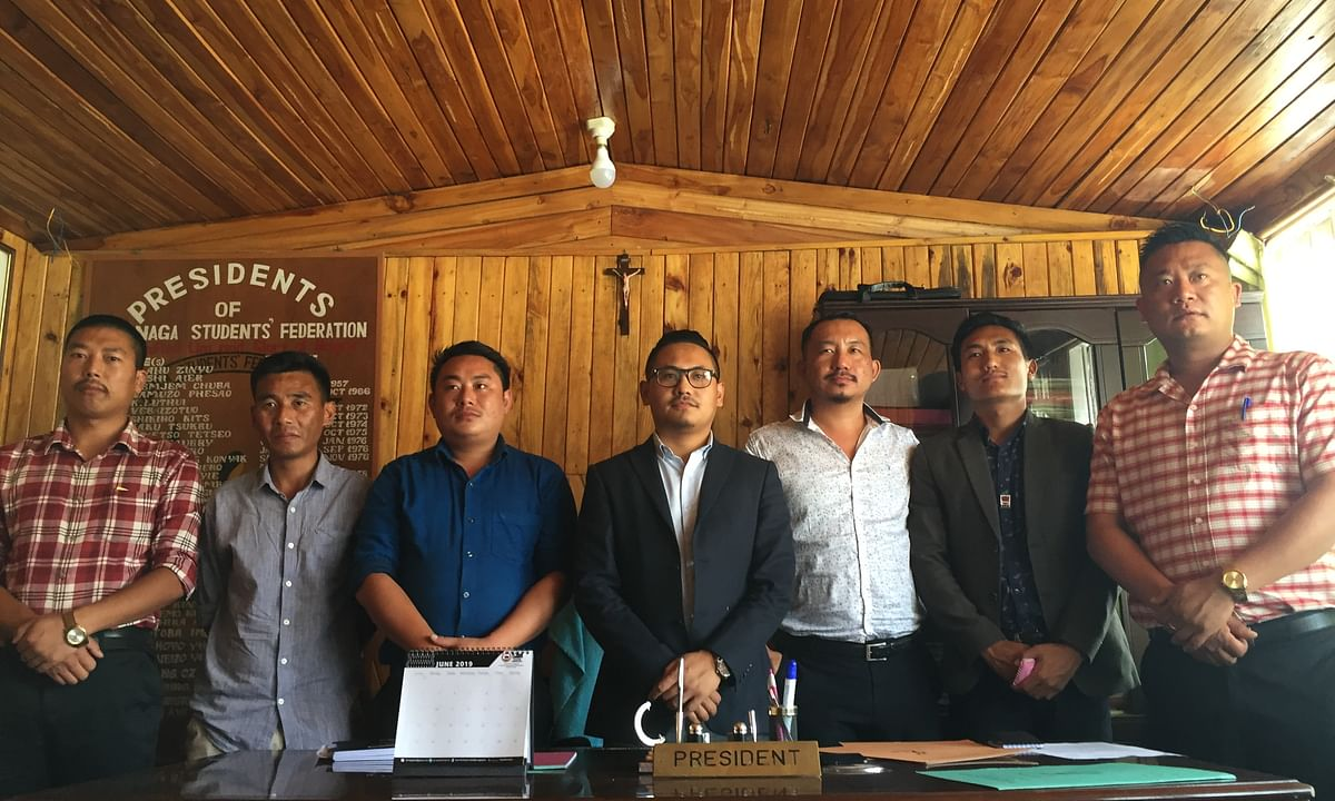 Nagaland: New NSF team to take students' welfare as priority