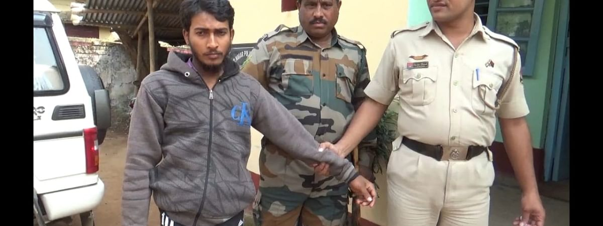 Nazir Sheikh, an operative of the banned Jamaat-ul-Mujahideen Bangladesh, was detained in Agartala on March 5; he's currently being interrogated by an NIA team