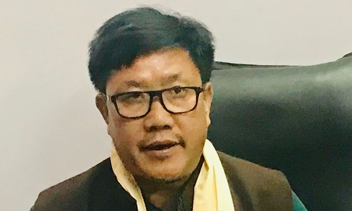 MLA Tirong Aboh became a victim of political vendetta: Kumar Waii