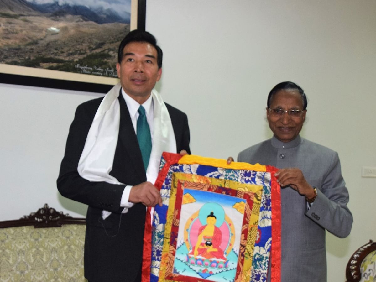 'China is a big market for organic goods, Sikkimese handicrafts'