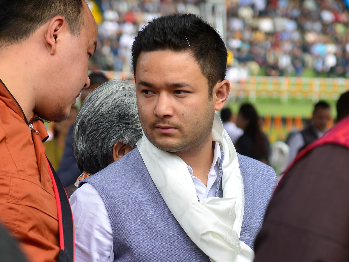 Sikkim people gave me immense love & support: Aditya Golay