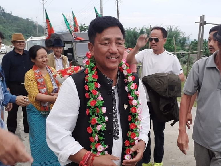 Arunachal MLA Tage Taki wants to reinstate 'community fencing'
