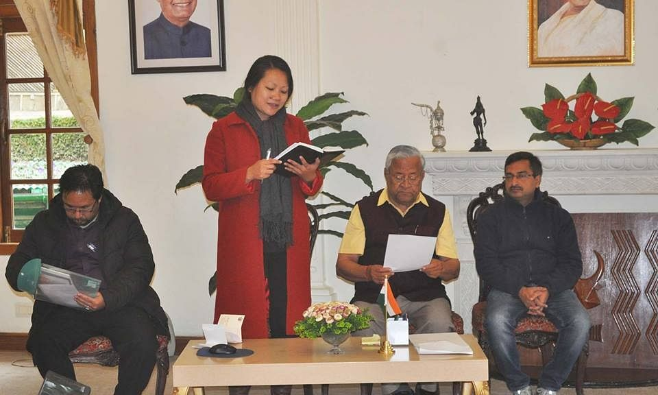 We have to get used to the idea of women leaders in Nagaland