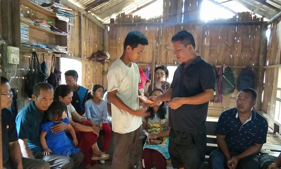 Mizo boy toiled in fields to support studies, shines in board exam