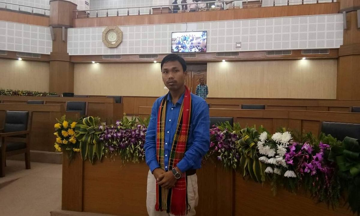 Tripura: IPFT MLA accused of raping woman on pretext of marriage