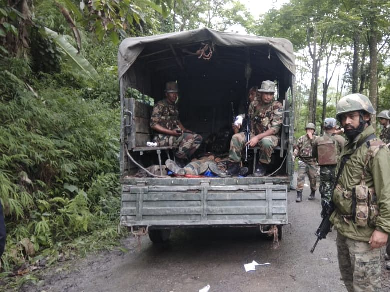 Nagaland: Assam Rifles deny violation of ceasefire ground rules
