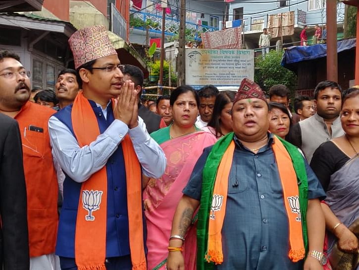 Lotus blooms in Darjeeling as BJP bags both LS, assembly seats