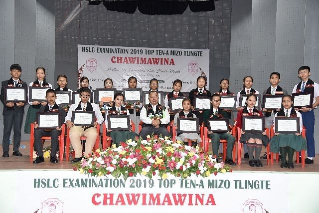 Mizoram Youth Commission was set up by an Act of the Mizoram State Legislature in 2008