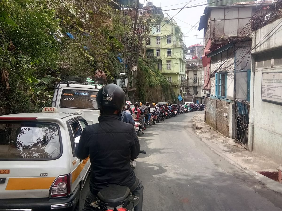 With new rules in place, Mizoram hopeful of reducing traffic jams