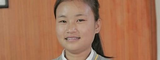 Lalrinnungi (16), whose thirst for education motivated her to do even petty labour to overcome her financial hurdles, ensured that nothing came in the way between her and her studies