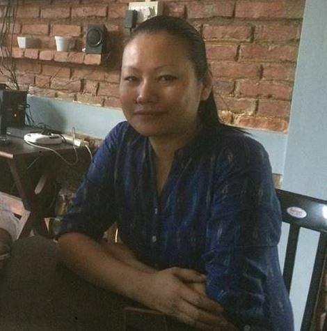 Alice Yhoshü, the newly elected president of Kohima Press Club, has broken barriers and defied odds by willingly coming forward to shoulder responsibilities that are often considered a man's domain