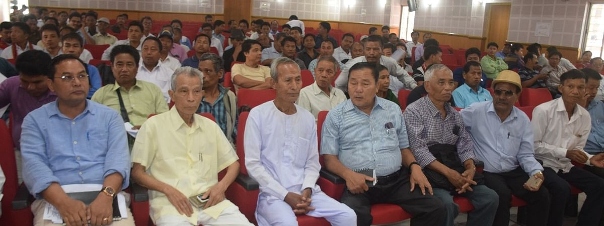 Around 350 members of the IPFT's central committee attended the meeting which begun on Sunday afternoon and ended on Monday afternoon