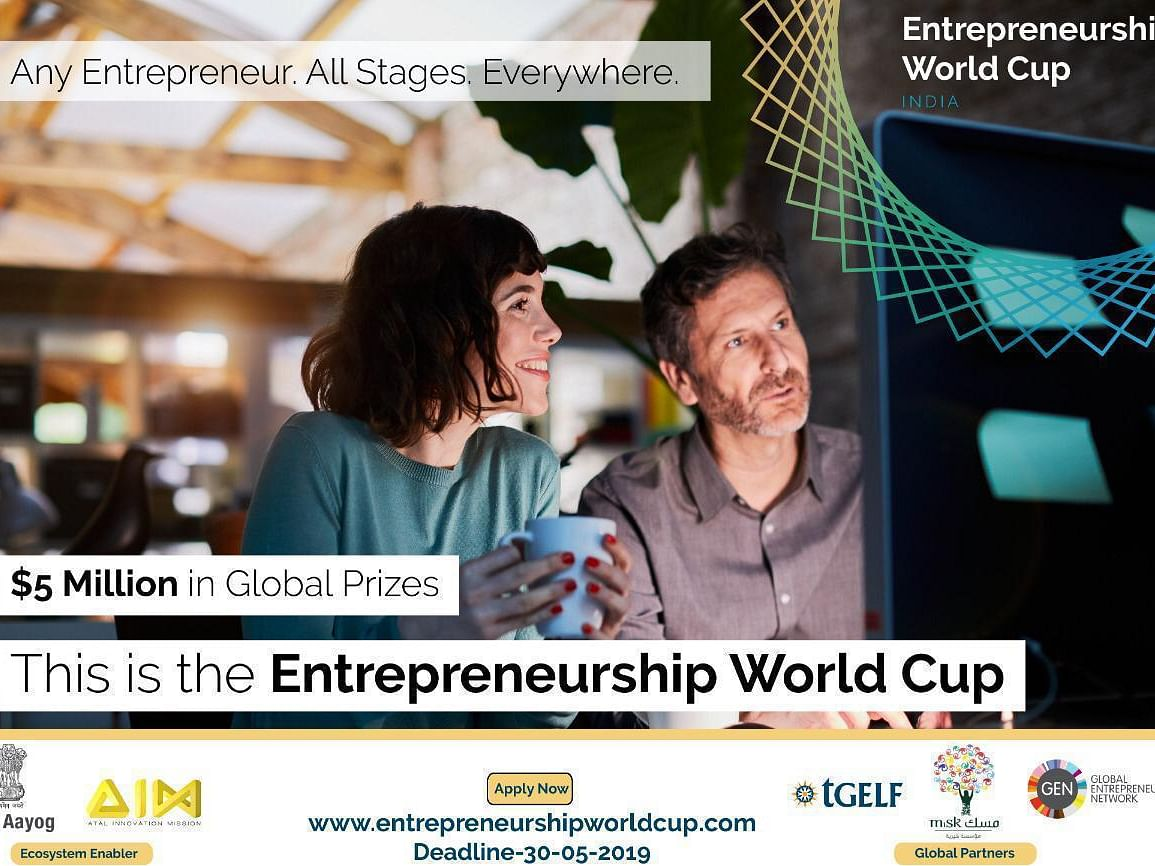'Entrepreneurship World Cup' to hold East India round in Sikkim