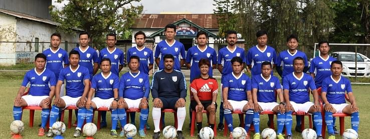 The course was conducted by AIFF instructor Shailesh Karkera and assisted by Kuntala Ghosh Dastidar
