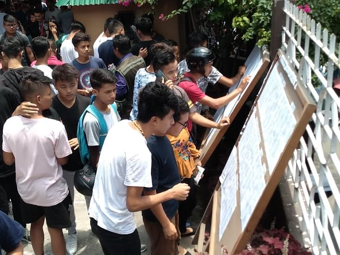 Mizoram govt pulls up schools over poor performance in board exams