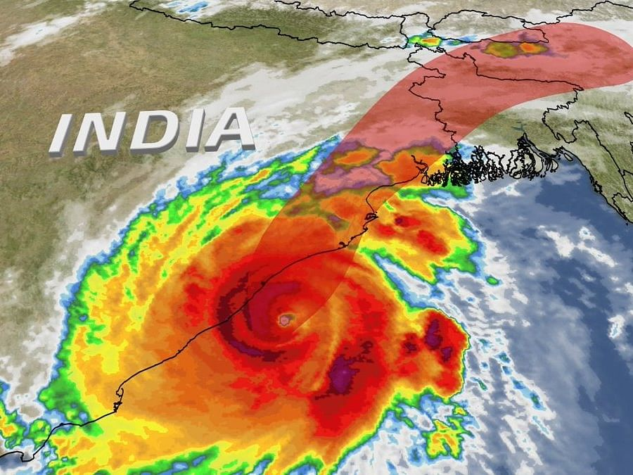 Tripura on alert as super cyclone Amphan approaches