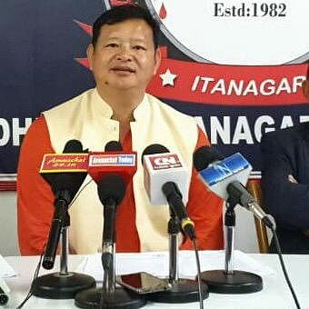 BJP's Tame Phassang new Itanagar mayor, NPP gets deputy post