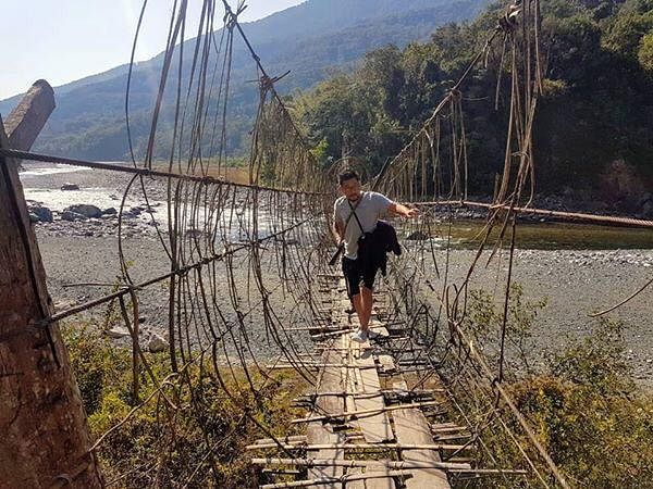 Meet Arunachal's Rimmo Lollen, a 'friend of the poor'