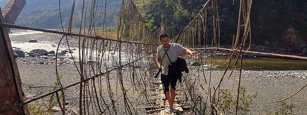 The 30-year-old engineering graduate hails from Aalo in West Siang district of Arunachal Pradesh