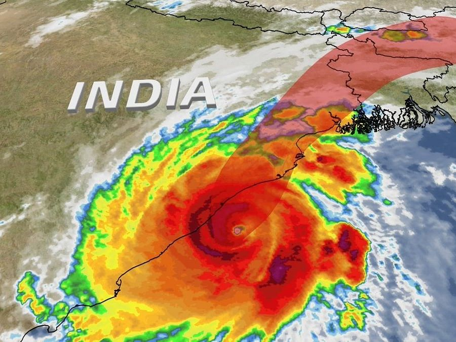 Cyclone 'Fani': Ever wondered why it has been called so?