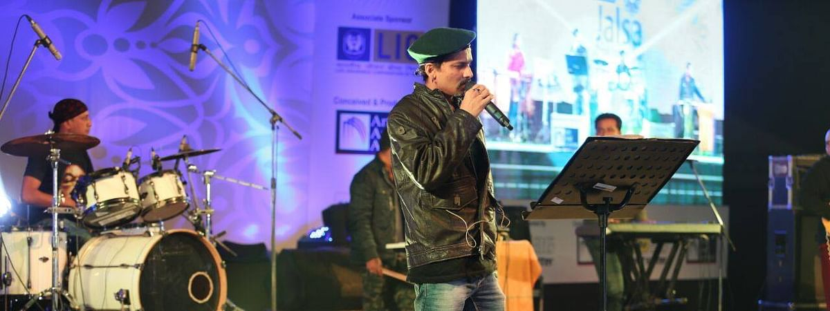 Singer Zubeen Garg has once again taken a stand against terrorism