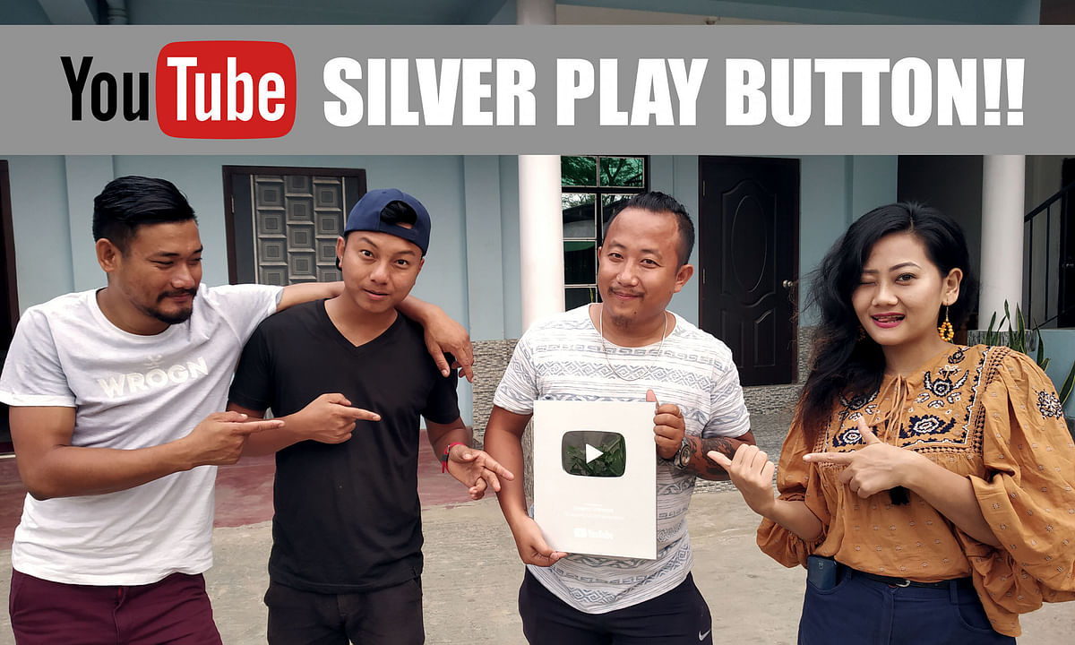 Home-grown Naga YouTuber Dreamz Unlimited gets Silver Play Button