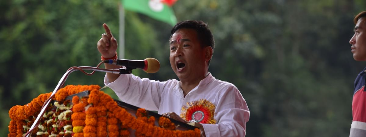 Sikkim Krantikari Morcha founder PS Golay is all set to be sworn in as the new chief minister of Sikkim